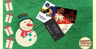 ISIC Kalėdinių dovanų gidas