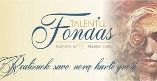 Femina Bona Talentų fondas