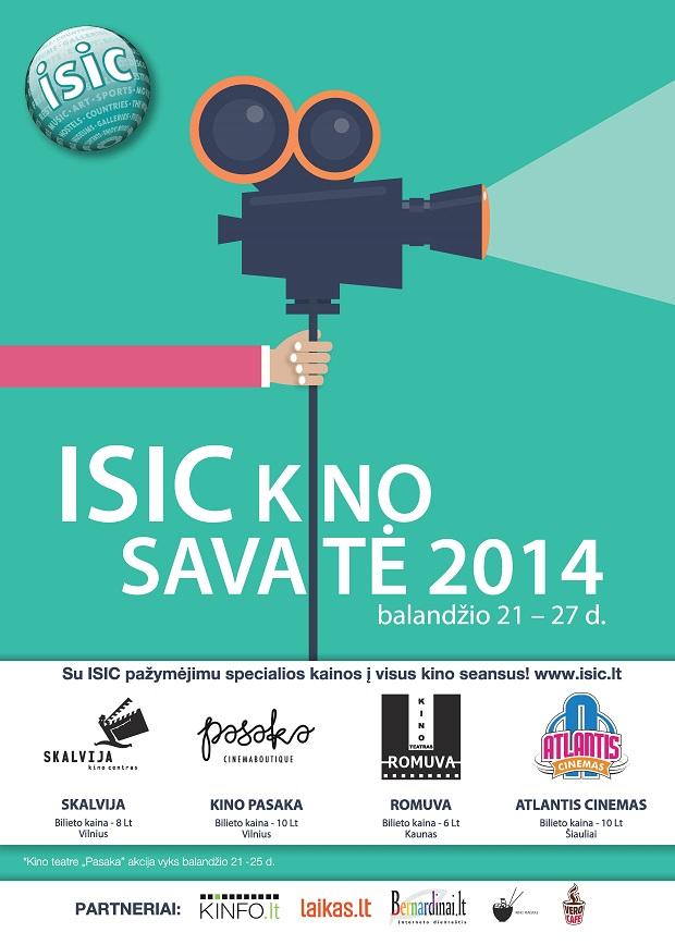 ISIC Kino Savaitė