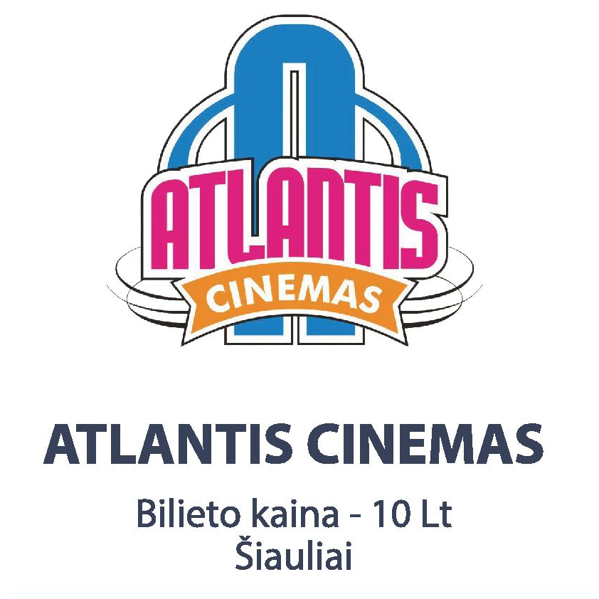 isic kino savaite atlantis