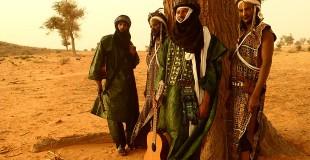 """Interviu su afrikietiško bliuzo grupe iš Nigerio """"Etran Finatawa"""""""