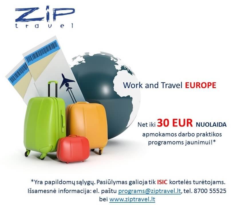 Work adn Travel Europe_ISIC(1)