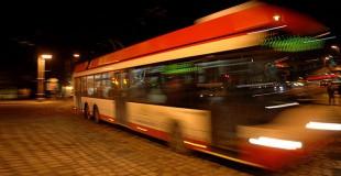 Rugsėjo 1-ąją Kaune viešasis transportas veiks naktį