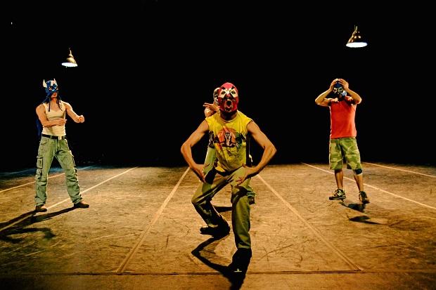 tarptautinis šokio festivalis AURA'24