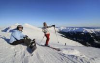 slidinėjimas žemuosiuose tatruose