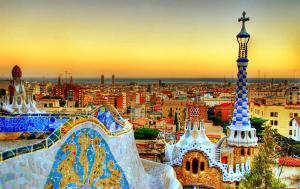 Spalvingoji Barselona