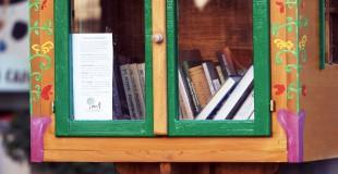 Nameliai, kuriuose gyvena knygos: dalinkis skaitymo džiaugsmu ir tu