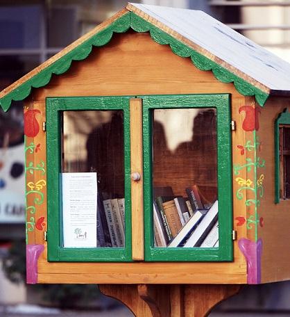 Knygų namelis