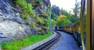 Keliauk traukiniu po Europą pigiau!