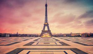 Pigus skrydis į Paryžių