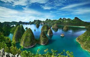 Pigi kelionė į Indoneziją