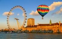 Pigi kelionė į Londoną