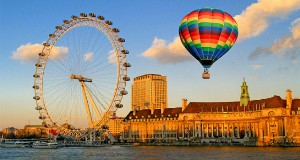 Pigi kelionė į Londoną! Keliaujam su ISIC?