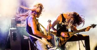 Devilstone: įspūdžiai iš sunkiausio muzikos festivalio Lietuvoje