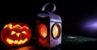 10 idėjų Helovino vakarėliui