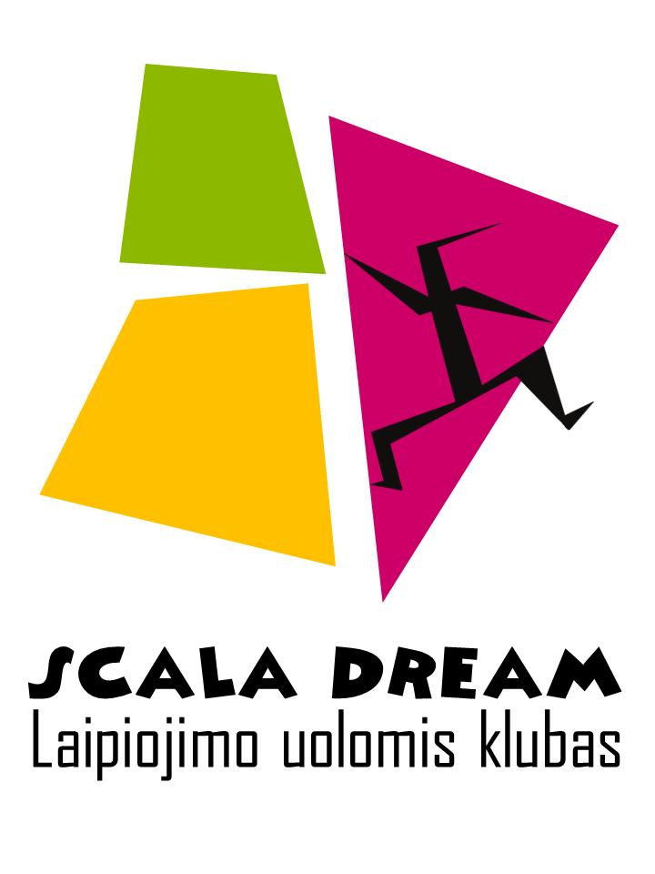 Scala Dream laipiojimo uolomis klubas