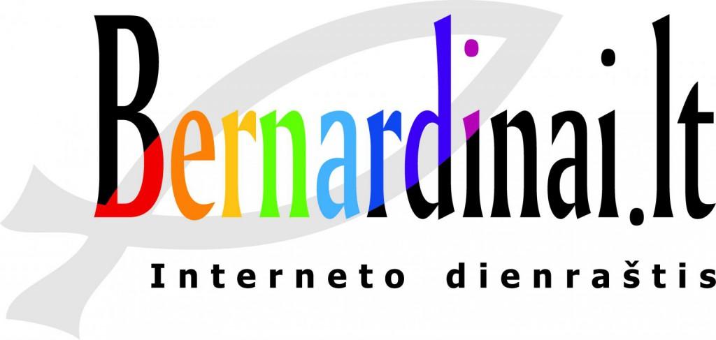 bernardinai.lt logo