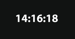 """""""14:16:18"""" – trumpametražių filmų konkursas mokiniams"""