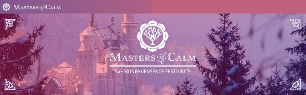 masters of calm 2016 isic nuolaida