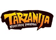 tarzanija logo isic nuolaida