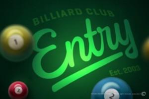 Biliardo klubas ENTRY