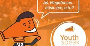 youthspeak renginys