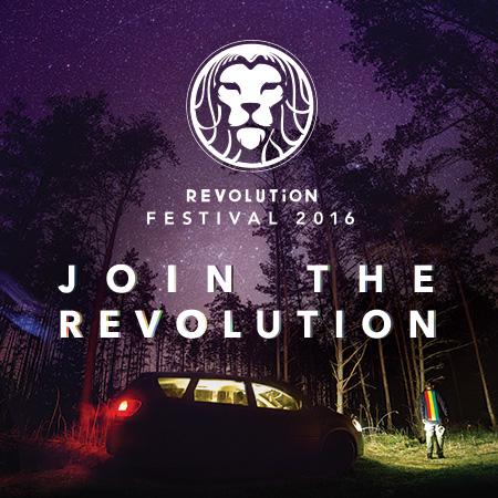 REVOLUTION FESTIVAL 2016 | Utenos r.