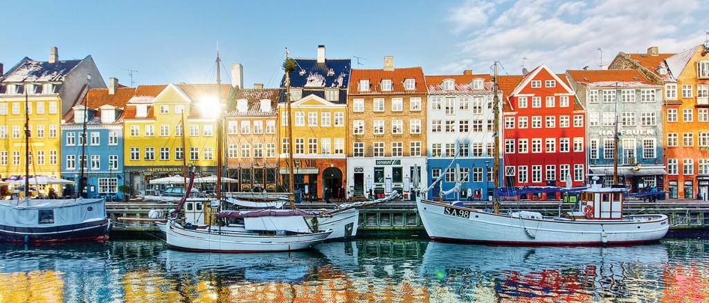 Pigūs bilietai į Kopenhagą