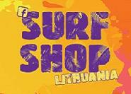 surf shop Logo isic nuolaida