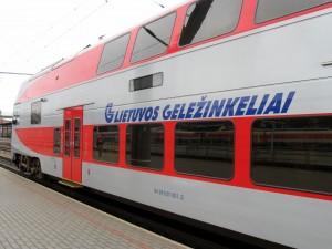 Lithuanian Railways – Lietuvos geležinkeliai