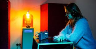 Potyriminė audio ekskursija dalyvius nukelia į septyniasdešimtuosius