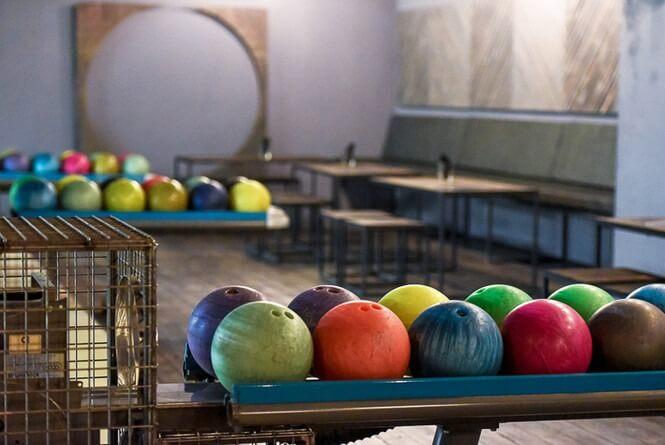 Trikampis pub&bowling2