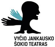 Vyčio Jankausko šokio teatras logo