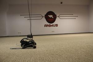 Virtual reality arcade VR Animus