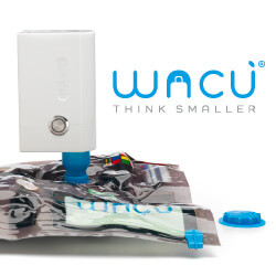 WACU space saving device
