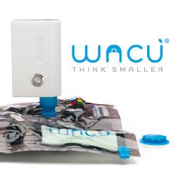 WACU vietą taupantis prietaisas