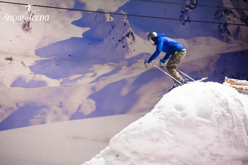 snow arena foto