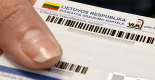Europos sveikatos draudimo kortelė – nemokamai