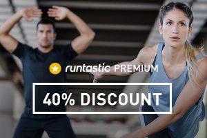 RUNASTIC Premium narystės