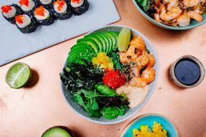 PLEASE Pokė ir Sushi Baras